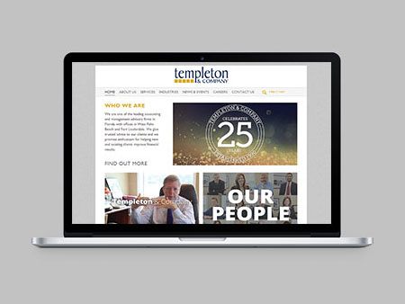 Templeton & Company Website