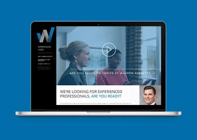 Warren Averett Careers Microsite