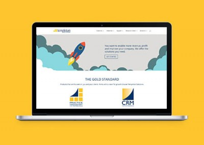 Templeton Solutions Website