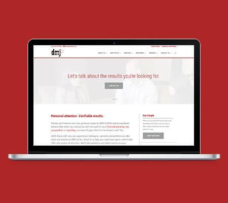 DMJ-Website