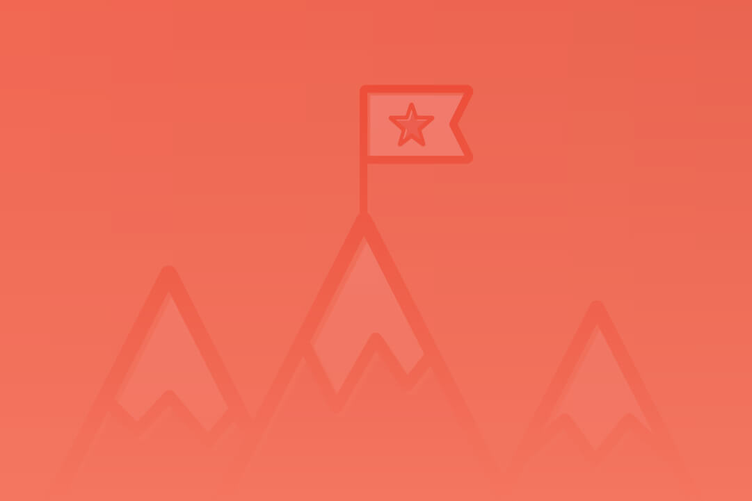 Thought Leaders blog feature graphic of mountains