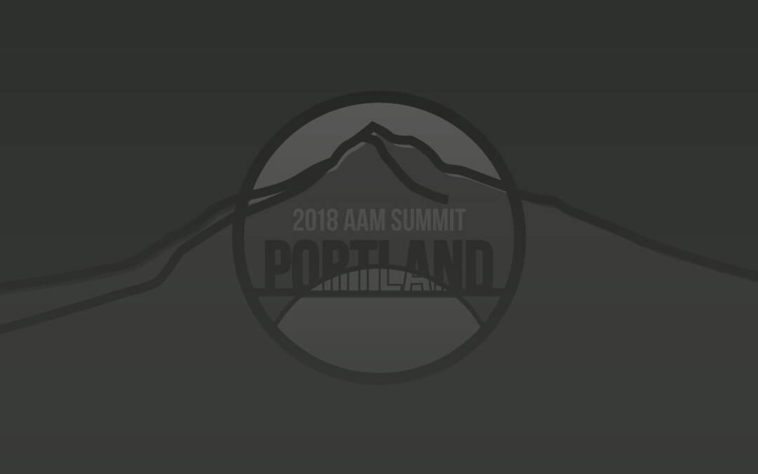 AAM Summit – Year of '18 x 18