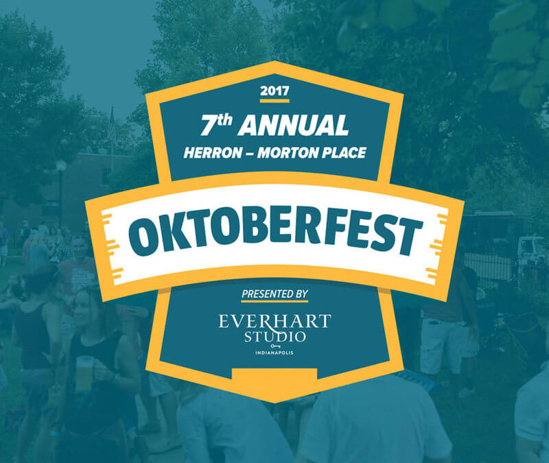 Herron-Morton Place Oktoberfest 2017