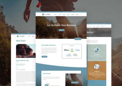 Hinton Burdick CPAs –Website