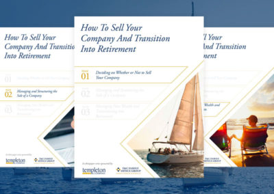 Templeton & Company – Merger & Acquisition White Paper Series
