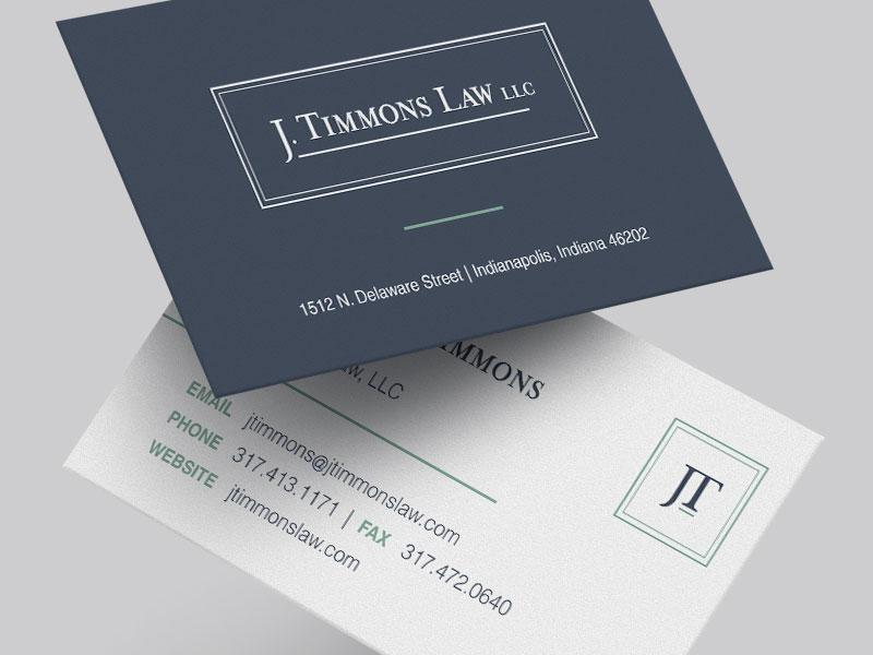 J. Timmons Law –Identity