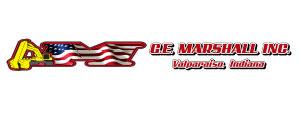 GE Marshall, Inc. logo